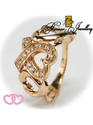 Золотое ювелирное украшение 450-10031