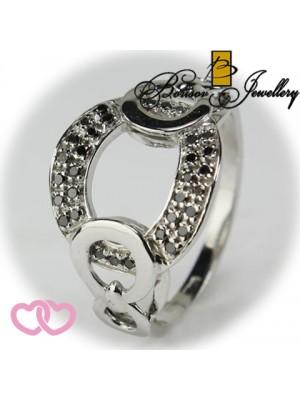 Золотое ювелирное украшение с бриллиантом 551-10116