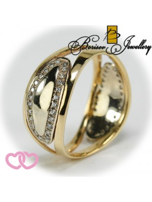 Золотое ювелирное украшение 951-10082