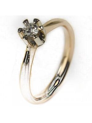 Золоте кільце на заручини