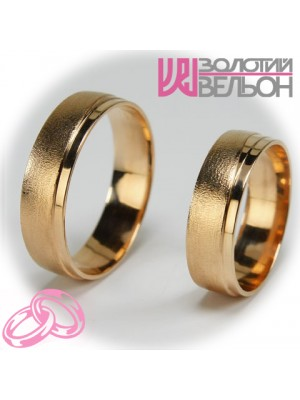 Couple of wedding rings V025
