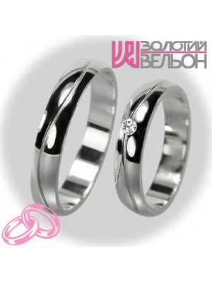 Couple of wedding rings F014