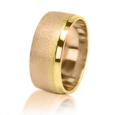 Мужское обручальное кольцо 150-2V005