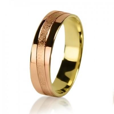 Женское обручальное кольцо 150-2V027