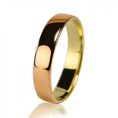 Мужское обручальное кольцо 150-2V035