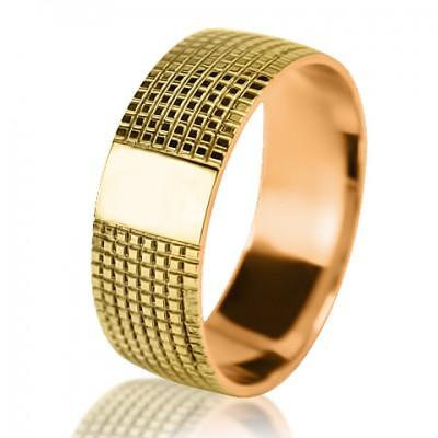 Женское обручальное кольцо 250-2V010