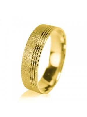 Женское обручальное кольцо 350-2D024