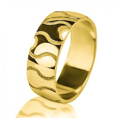 Обручальное кольцо 350-2F012