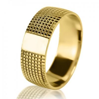 Обручальное кольцо 350-2V010