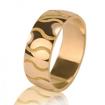 Обручальное кольцо 450-2F012