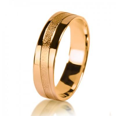 Женское обручальное кольцо 450-2V027