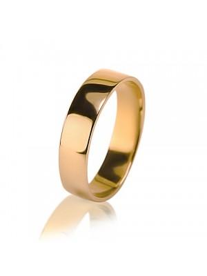 Свадебное кольцо из белого золота 450-2Z001