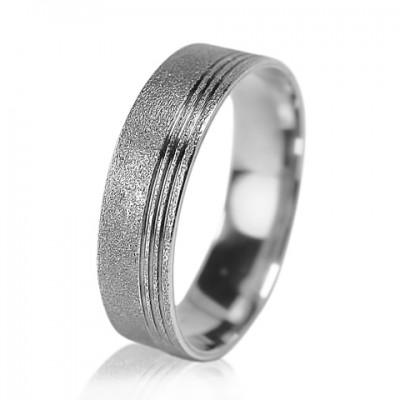 Женское обручальное кольцо 550-2D024