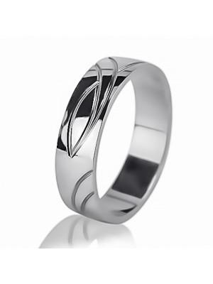 Мужское обручальное кольцо 550-2F005