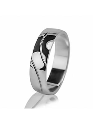 Мужское обручальное кольцо 550-2F006
