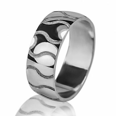 Обручальное кольцо 550-2F012