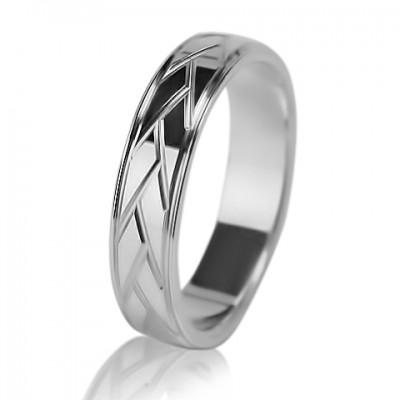 Женское обручальное кольцо 550-2L004