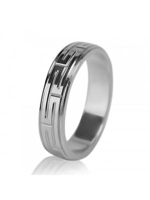 Женское обручальное кольцо 550-2L005