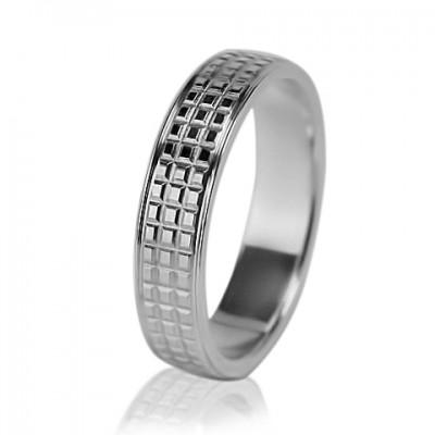 Женское обручальное кольцо 550-2L009
