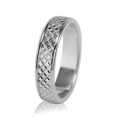 Женское обручальное кольцо 550-2L010