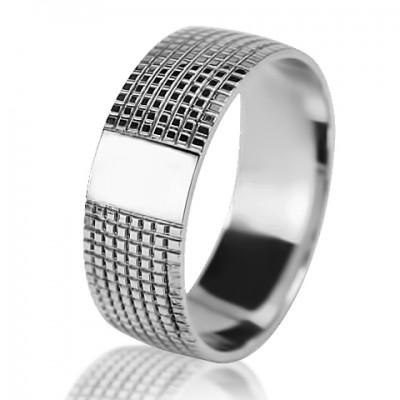 Обручальное кольцо 550-2V010