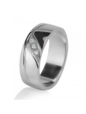 Кольцо с бриллиантом для женщин 551-2F003