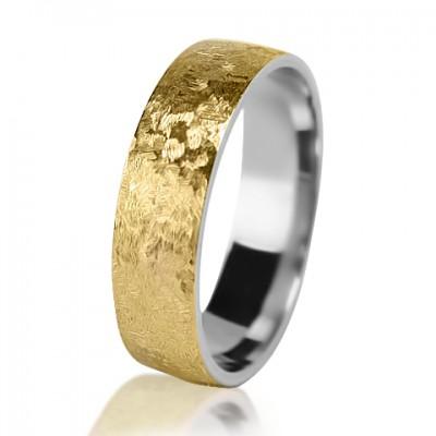 Женское обручальное кольцо 750-2V004