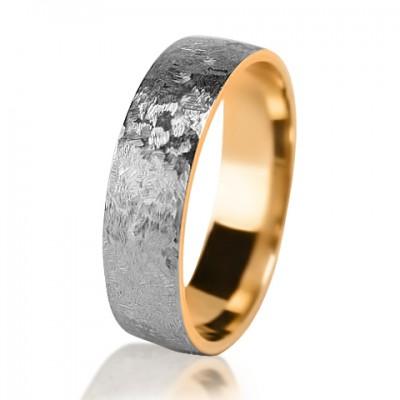 Женское обручальное кольцо 850-2V004