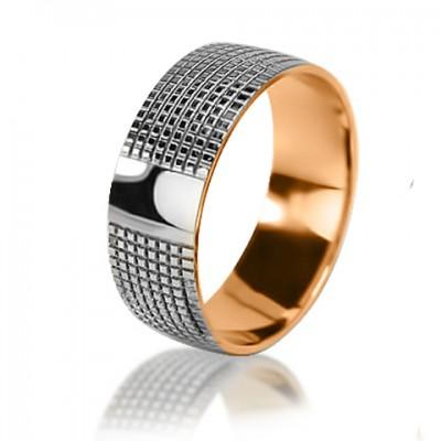 Женское обручальное кольцо 850-2V010
