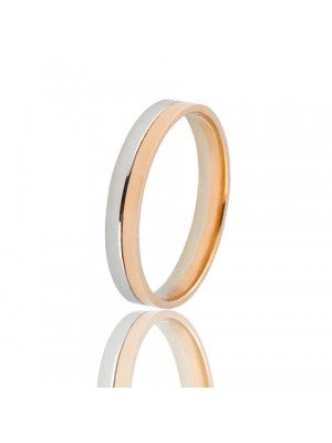 Золотое обручальное кольцо 950-2C057