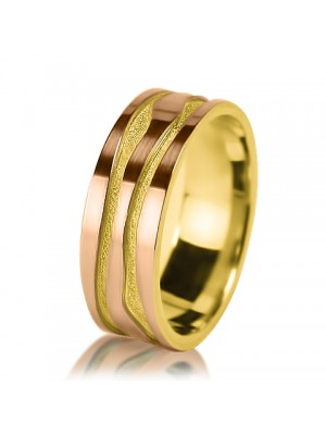 Women's wedding ring 150-2V001