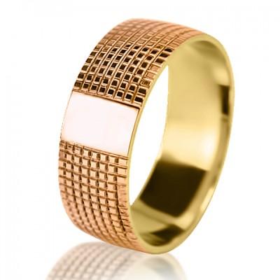 Женское обручальное кольцо 150-2V010