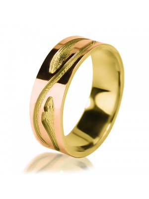 Women's wedding ring 150-2V012