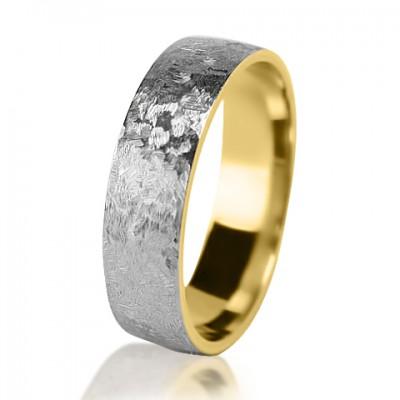Женское обручальное кольцо 650-2V004
