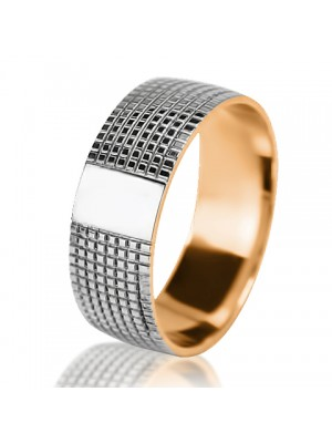 Women's wedding ring 850-2V010
