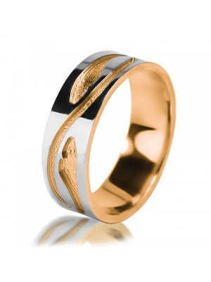 Women's wedding ring 850-2V012