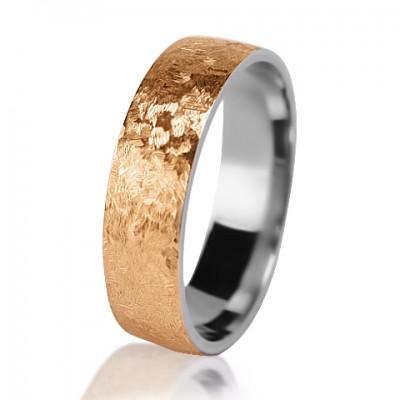 Женское обручальное кольцо 950-2V004