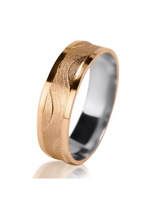 Women's wedding ring 950-2V015 ♀