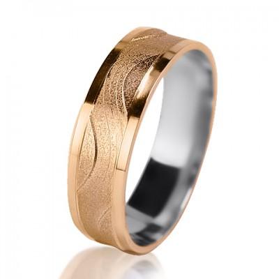 Женское обручальное кольцо 950-2V015 ♀