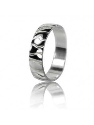 Men's wedding ring 550-2F008 ♂