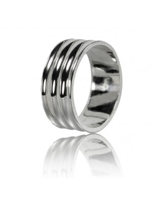 Women's wedding ring 550-2F010 ♀