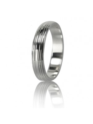 Men's wedding ring 550-2F016 ♂