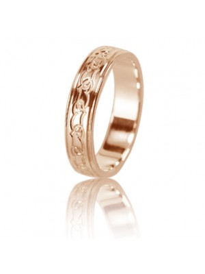 Women's wedding ring 450-2L002 ♀
