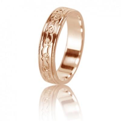 Женское обручальное кольцо 450-2L002 ♀