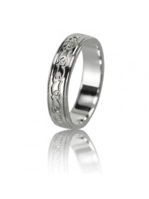 Женское обручальное кольцо 550-2L002 ♀