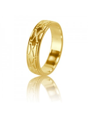 Women's wedding ring 350-2L003 ♀