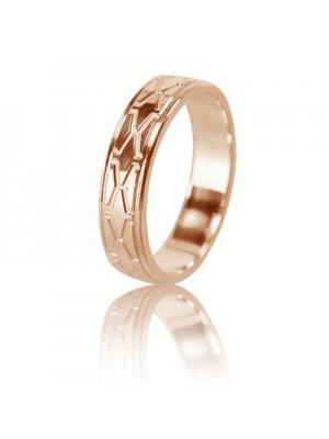 Women's wedding ring 450-2L003 ♀