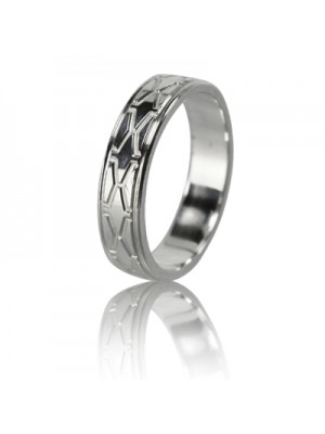 Women's wedding ring 550-2L003 ♀
