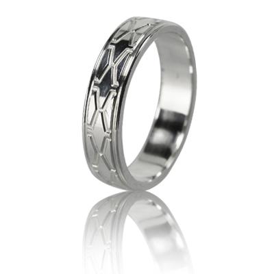 Женское обручальное кольцо 550-2L003 ♀