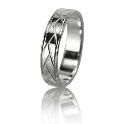 Женское обручальное кольцо 550-2L004 ♀